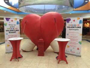 Hart Valentijnsactie